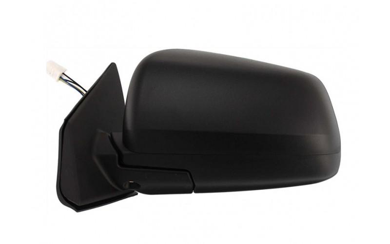 Зеркало левое Mitsubishi Lancer X 07- электро, с обогревом