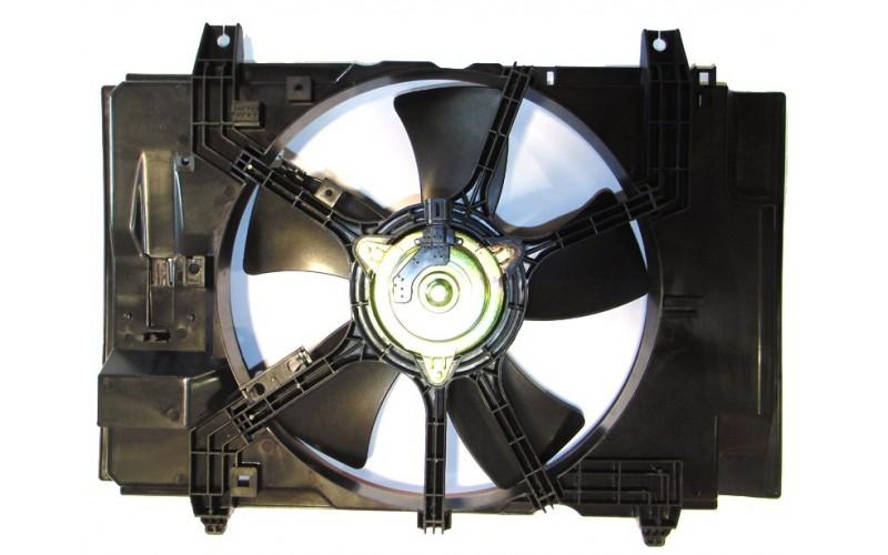 Вентилятор СОД Nissan Juke 11-/Tiida 04-