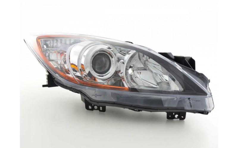 Фара правая Mazda 3 09-13