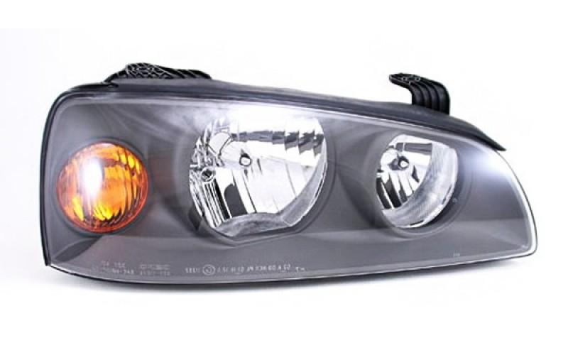 Фара правая Hyundai Elantra 03- черная