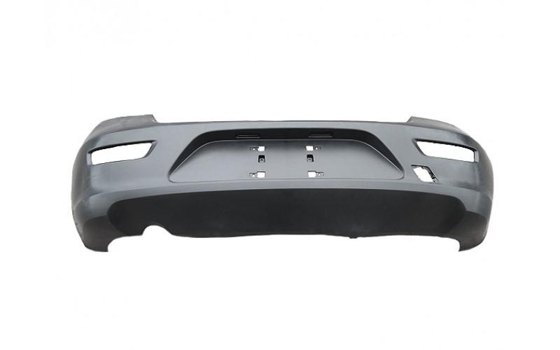 Бампер задний Chevrolet Cruze 09- HB под парктроники