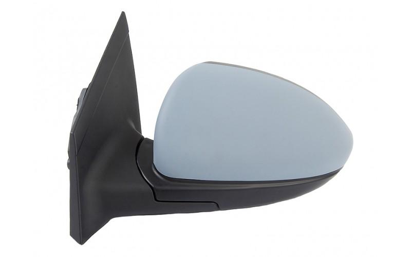 Зеркало левое Chevrolet Cruze 09- электро, с обогревом