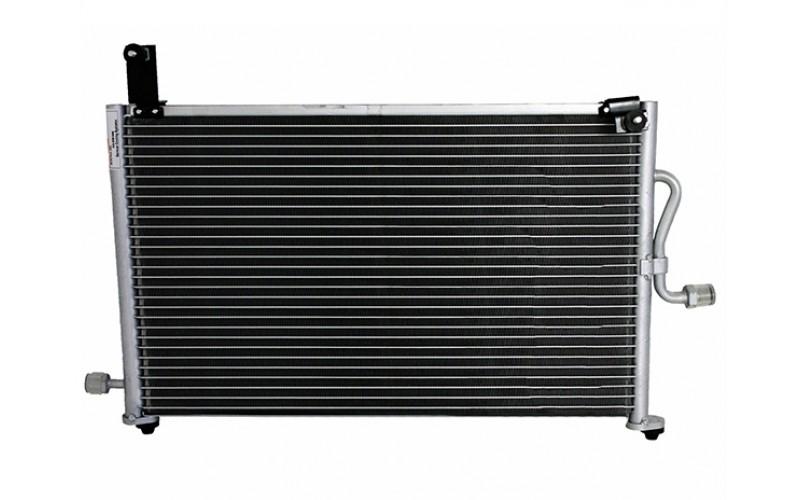 Радиатор СКВ Daewoo Matiz 01-