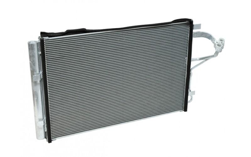 Радиатор СКВ Kia Cerato 13-/Ceed 12-