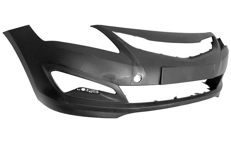 Бампер передний Hyundai Solaris 14-17