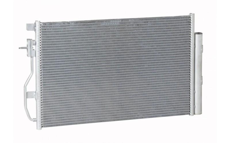 Радиатор СКВ Chevrolet Aveo T300 11-/Cobalt 11-