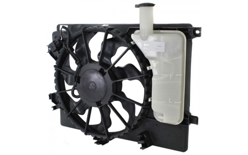 Вентилятор СОД Kia Cerato 13-/Ceed 12-