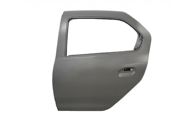 Дверь задняя левая Renault Logan 14-