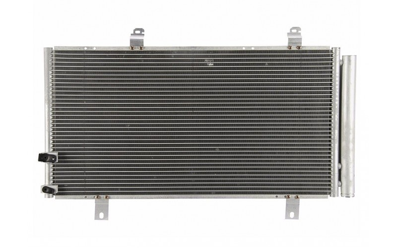 Радиатор СКВ Toyota Camry V40 06-
