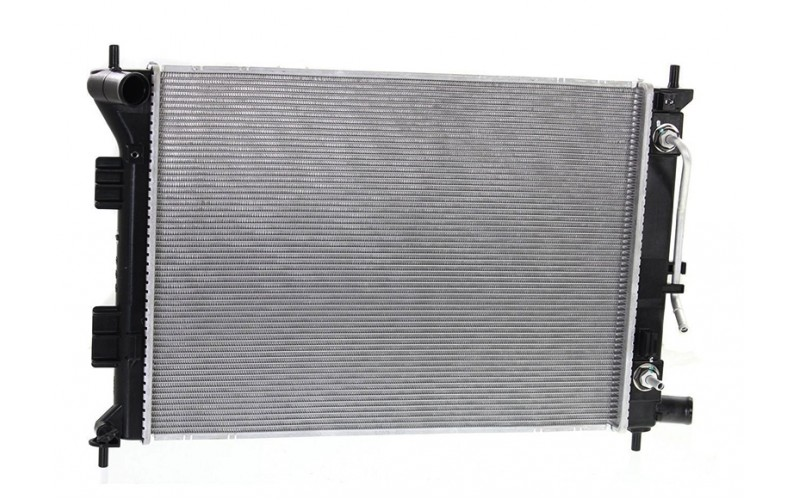 Радиатор СОД Kia Cerato 13-/Ceed 12- AT