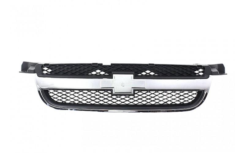 Решетка радиатора Chevrolet Aveo T250 06-