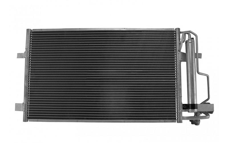 Радиатор СКВ Mazda 3 09-13