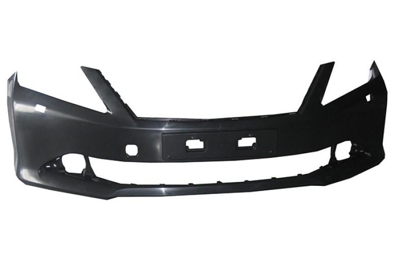Бампер передний Toyota Camry V50 11-14 под омыватели