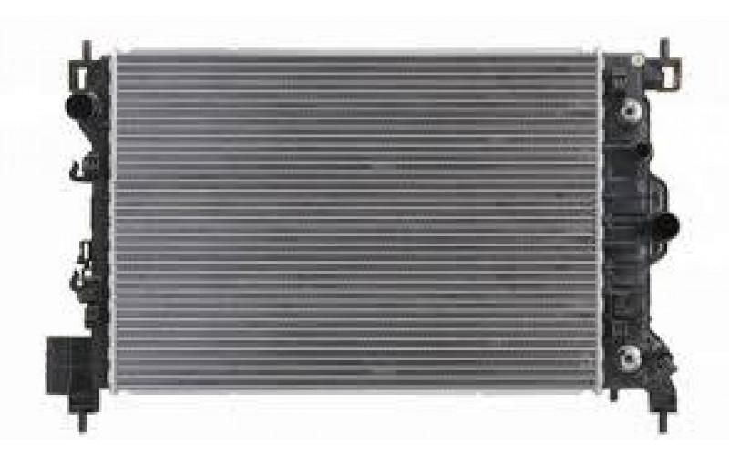 Радиатор СОД Chevrolet Aveo T300 11-/Cobalt 11- 1.6 AT