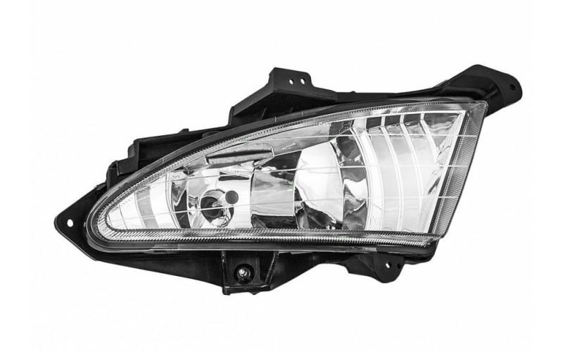 Фара противотуманная левая Hyundai Elantra 06-