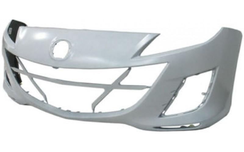 Бампер передний Mazda 3 09-12 1.6