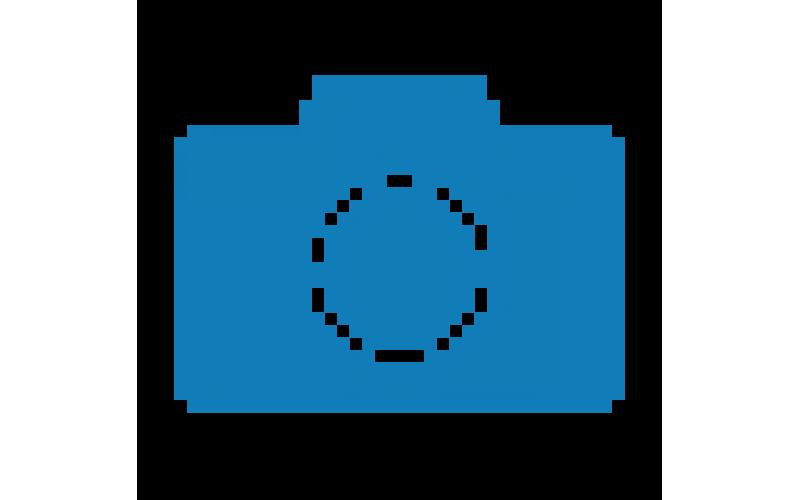 Решетка радиатора хром Kia Picanto 16-