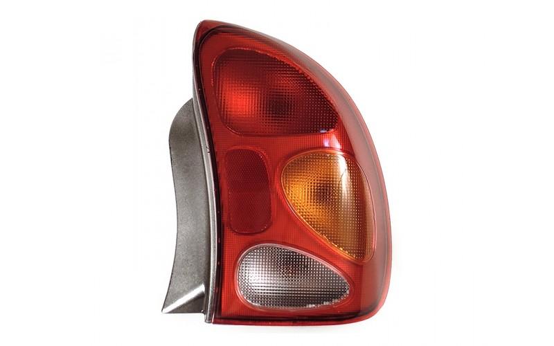 Фонарь правый Chevrolet Lanos 98-