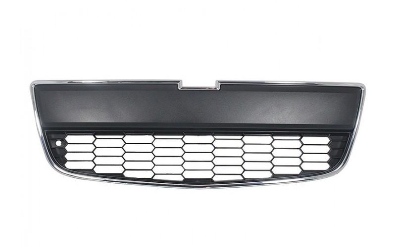 Решетка радиатора нижняя Chevrolet Aveo T300 11-