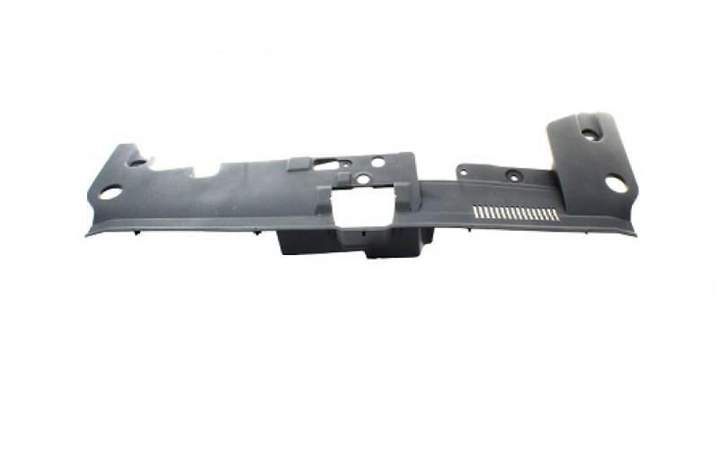 Дефлектор радиатора верхний Mitsubishi Lancer X 07-