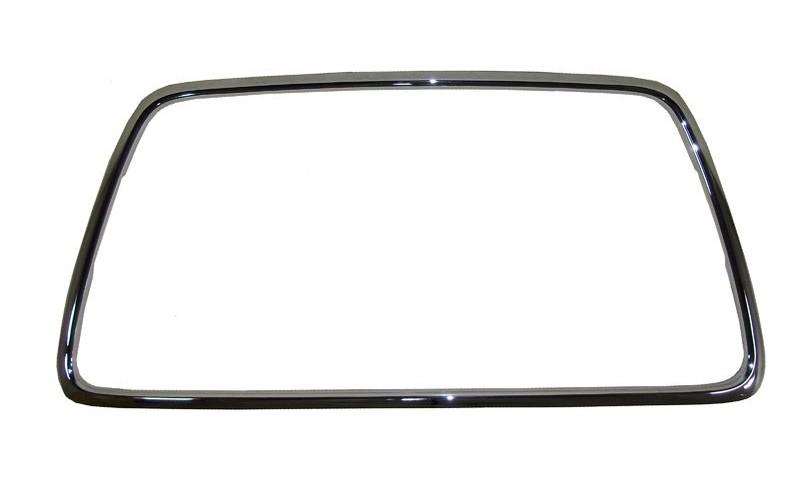 Молдинг переднего бампера Mitsubishi Outlander XL 10-13