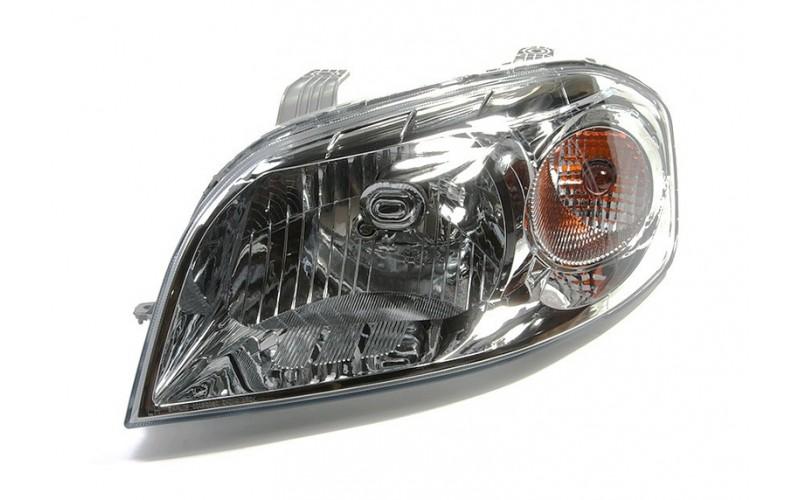 Фара левая Chevrolet Aveo T250 06-