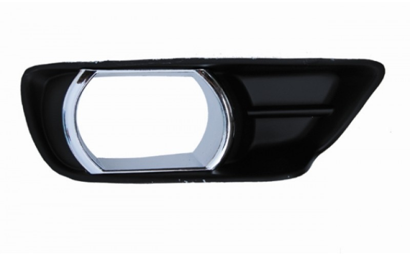 Оправа туманки правая Toyota Camry V40 06-09