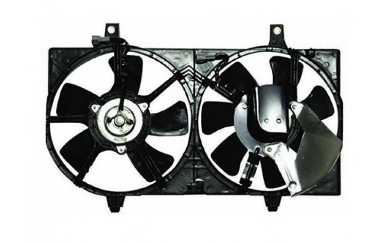 Вентилятор СОД Nissan Almera Classic 06-