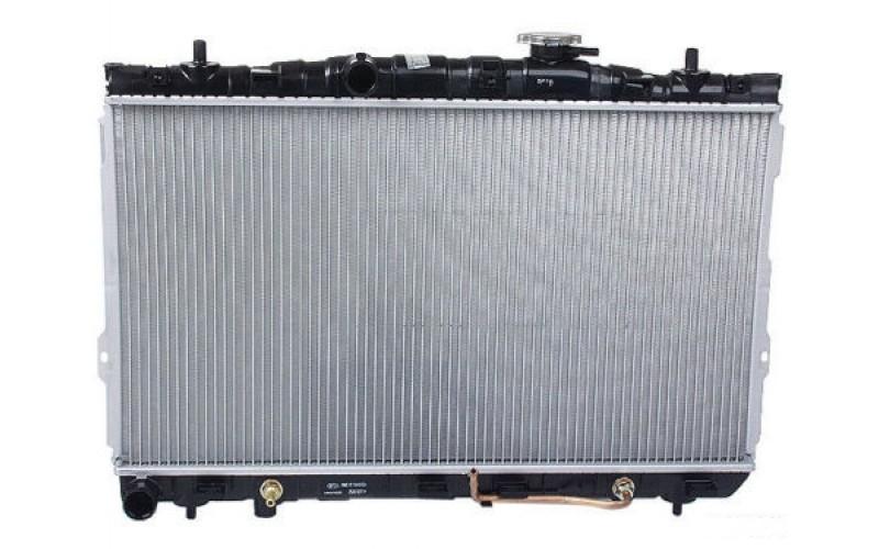 Радиатор СОД Hyundai Elantra 03- AT