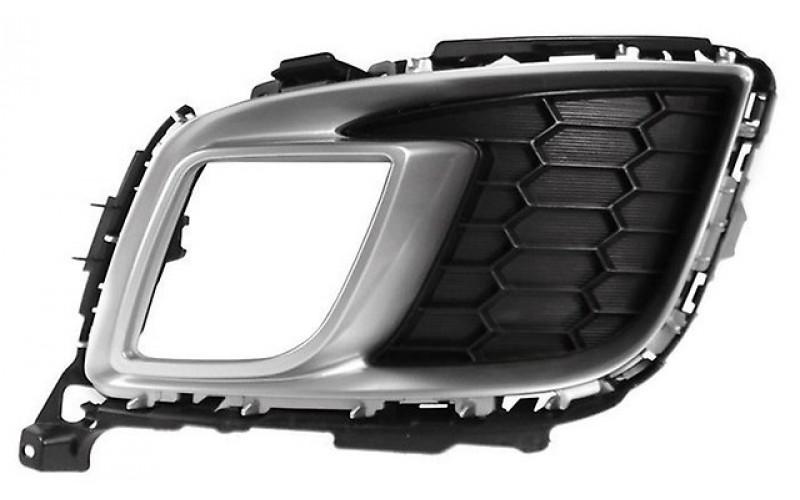 Оправа туманки левая Mazda 6 08-10 Sport