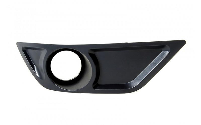 Оправа туманки правая Daewoo Nexia 08-