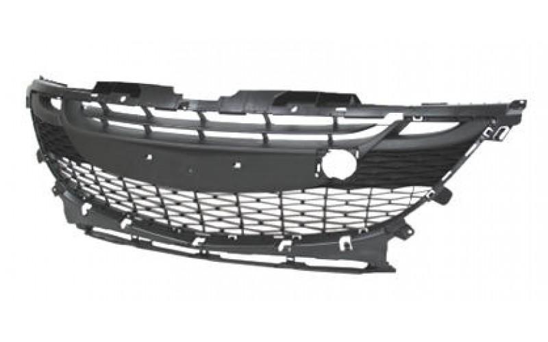 Решетка бампера Mazda 3 09-11 1.6
