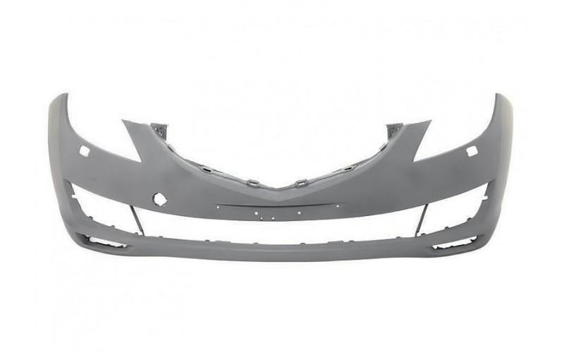 Бампер передний Mazda 6 08-10 под парктроники