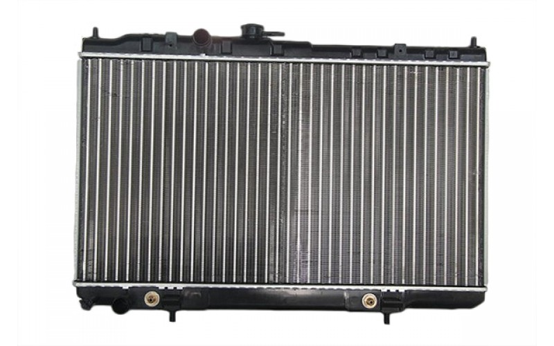 Радиатор СОД Nissan Almera Classic 06- AТ