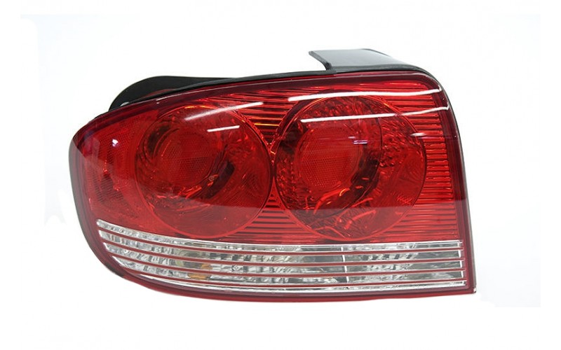 Фонарь левый Hyundai Sonata 02-