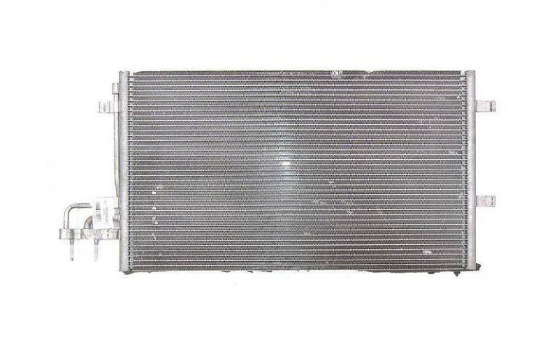 Радиатор СКВ Ford Focus II 05-