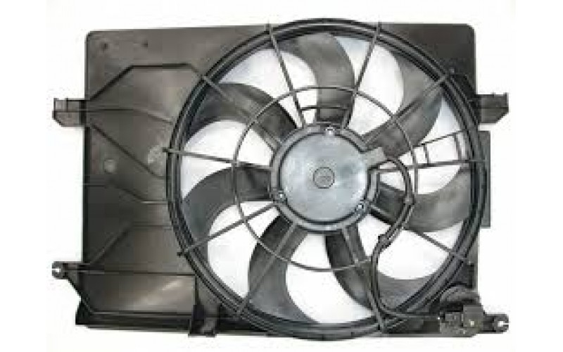 Вентилятор СОД Kia Sportage 10-/Hyundai IX35 10-
