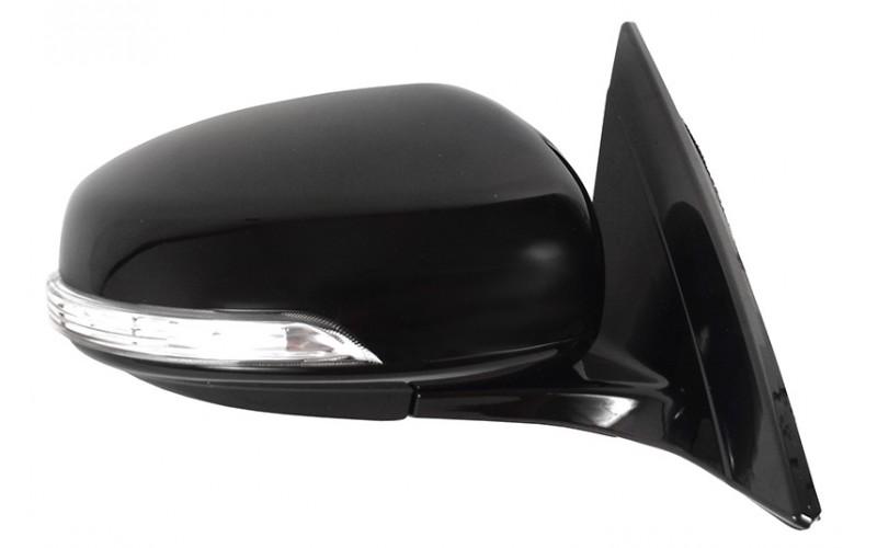 Зеркало правое Nissan Teana J32 08- электро, с обогревом, с повтроителем