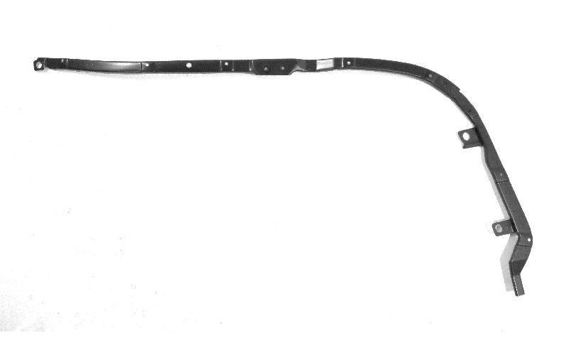 Кронштейн заднего бампера правый Mitsubishi Lancer IX 04-