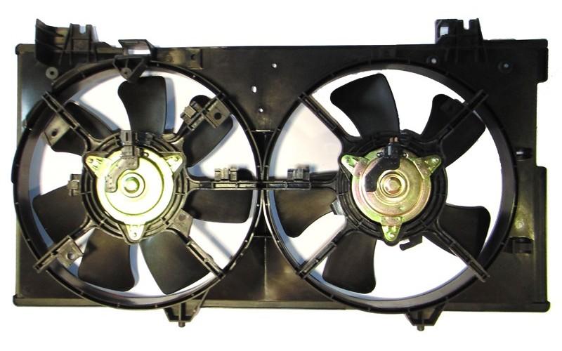Вентилятор СОД Mazda 6 08-13