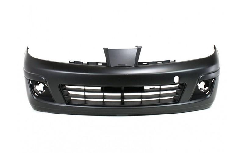 Бампер передний Nissan Tiida 07-14