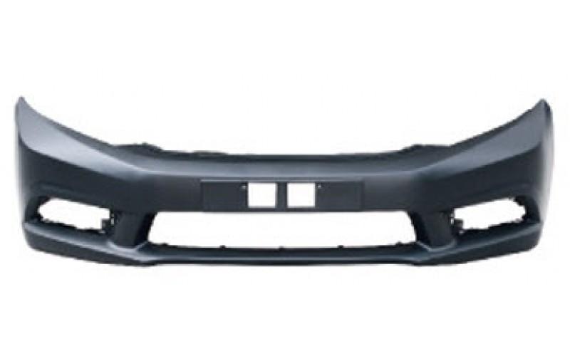 Бампер передний Honda Civic 12-13 SDN