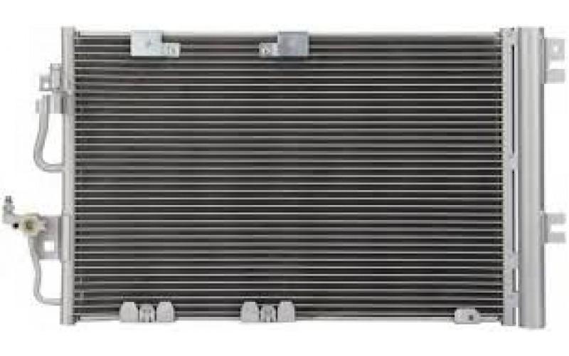 Радиатор СКВ Opel Astra H 04- AT