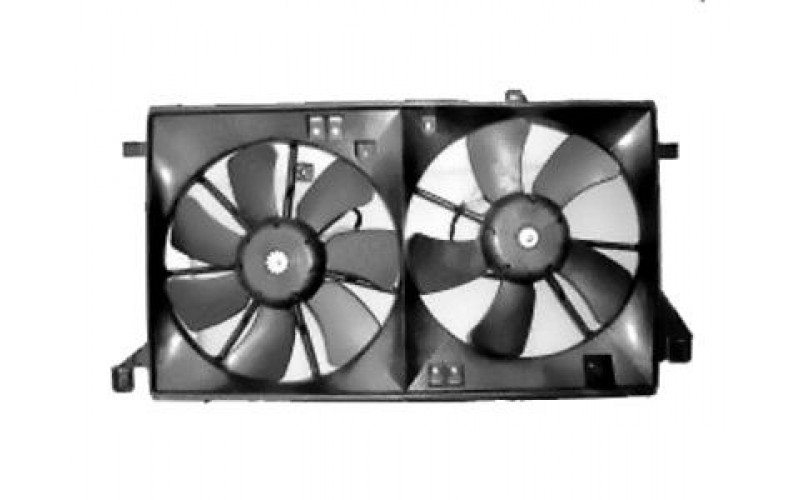 Вентилятор СОД Mazda 3 09-13 1.6