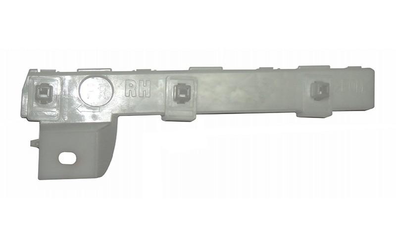 Кронштейн переднего бампера правый Mitsubishi Lancer X 07-
