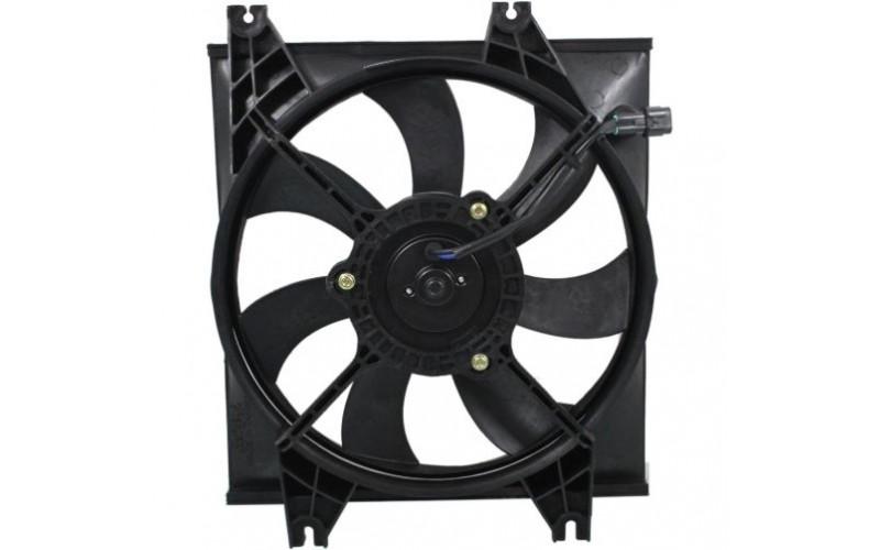 Вентилятор СКВ Hyundai Accent 00- AT