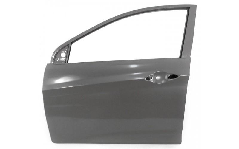 Дверь передняя левая Hyundai Solaris 10-17