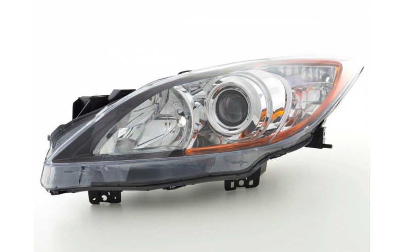 Фара левая Mazda 3 09-13