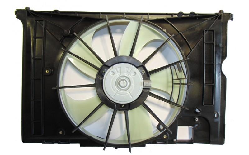 Вентилятор СОД Toyota Corolla E150 06-/E180 13-