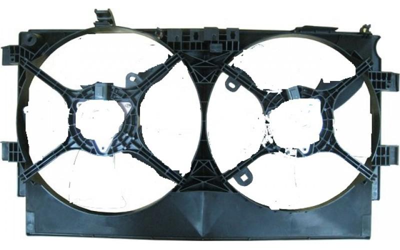Диффузор вентилятора Mitsubishi Lancer X 07-/ASX 10-